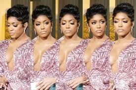 porsha on atlanta atlanta house wife hairstyle poll did porsha s hair give you kandi season 2 vibes the real