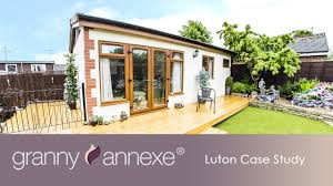 granny annexe luton case study youtube