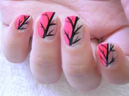 easy do it yourself nail art designs cute winter nail designs