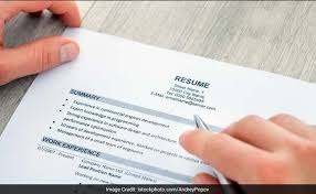 How To Shortlist Resumes To Make Your Resume Stand Out 5 Things To Include In Your Resume