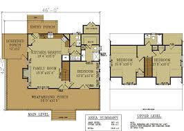 cottage floor plans small cottage floor plan with loft designs plans katrina house one