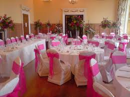 wedding decorating ideas decorating ideas astonishing pink and white wedding decoration