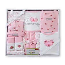 baby gift sets magic years infant girl s 10 clothing gift set