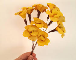 wooden flowers wooden flowers etsy