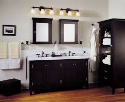 Above Mirror Vanity Lighting Bathroom Vanity Lighting Home Design Regarding Fixtures
