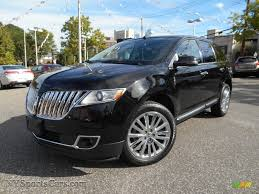 charcoal black jeep 2012 lincoln mkx awd in black l00256 nysportscars com cars