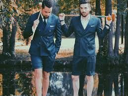 tenue mariage invitã homme le costume sodandy
