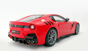 ferrari f12 back ferrari f12 tdf 2015 scale model cars