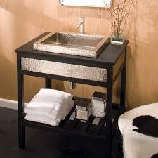 Wrought Iron Vanity Set Bathrooms Design Cuzco Wrought Iron Copper Bath Vanity V