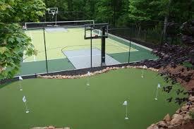 backyard basketball court flooring cba sports indoor and outdoor athletic flooring norcross georgia