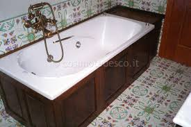 vasche da bagno legno ebanisteria delle fonti di cosimo tedesco falegname ebanista