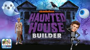 haunted house builder build the spookiest house for halloween