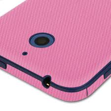 Htc Wildfire Cases Amazon by Skinomi Techskin Htc Desire 510 Pink Carbon Fiber Skin Protector