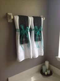 bathroom towels decoration ideas bathroom towel design 1000 ideas about decorative bathroom towels