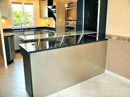plan de travail de cuisine en granit plan de travail cuisine granit noir cuisine laque taupe plan de