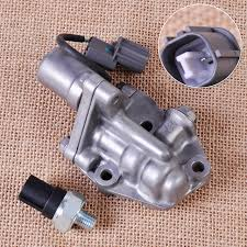 1999 honda accord 4 cylinder vtec aliexpress com buy citall vtec solenoid spool valve 15810 paa