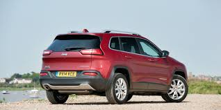 2016 jeep cherokee sport red jeep cherokee review carwow