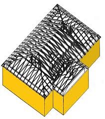 Hip Roof Trusses Prices Alternative Construction The Life And Times Of A