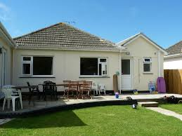 modern bungalow with country views executive accommodation