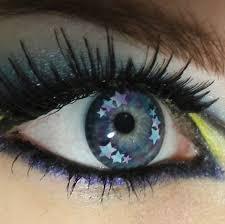 pin diana lynn eyes eye makeup colored