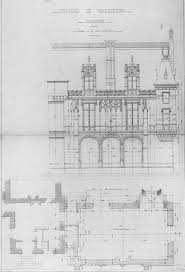 waddesdon the design for the morning room addition ground