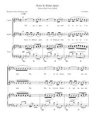 Flower Duet - file pmlp266037 delibes flower duet pdf music pinterest