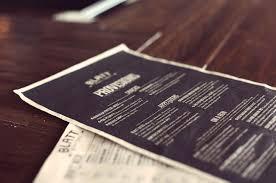 blatt beer and table menu blatt beer table secretpenguin experiential branding agency