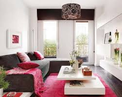 living room ideas for small apartments rectangular brown finish