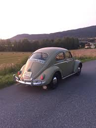 volkswagen beetle 1960 my old 1960 vw beetle
