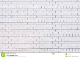 Clean Wall by Clean White Brick Wall Stock Illustration Image 86256356