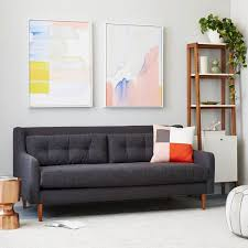 West Elm Sofa Bed by West Elm Crosby Sofa Sectional Memsaheb Net