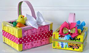 cool easter baskets and diy april fool s day easter egg hunt hip2save