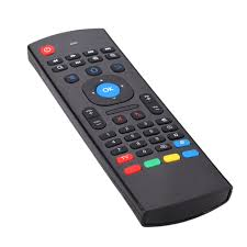 android tv box remote mx3 portable 2 4g wireless remote keyboard controller air