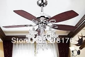 Ceiling Fan Chandelier Light European Antique Ceiling Fan Light 42 Inch Chandelier