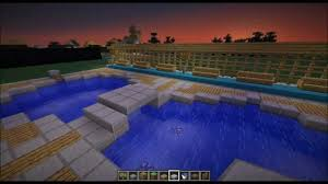 minecraft home design ep 32 tips for swimming pools youtube