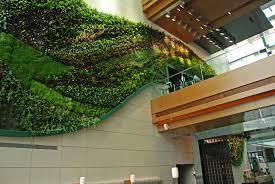 vertical garden icon hotel hong kong polytechnic university vertical garden