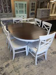 circle table with leaf 91 best my shabby chic dining kitchen room tables images on