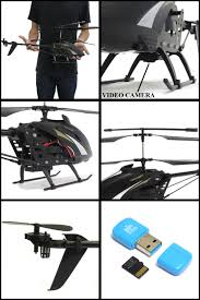 Radio Control Helicopters With Camera Mega Spy Copter Camera 3 5ch Rc Helicopter