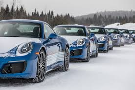 porsche canada skating lessons with the porsche 911 and 718 cayman automobile