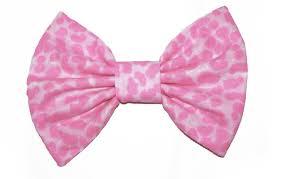 pink hair bow bowstep medium hair styles ideas 47948