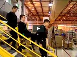 stryker stair chair training video on vimeo