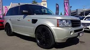 land rover 2007 interior 2007 range rover sport 2 7l v6 turbo diesel for sale at llewellyn