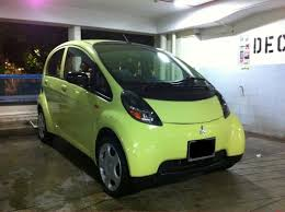 mitsubishi small car icar