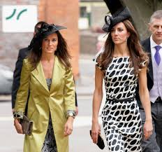 Pippa Wedding Kate And Pippa Middleton U0027s Best Sister Moments Vogue