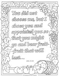 coloring pages for kids by mr adron john 15 16 printable