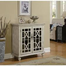 small 2 door cabinet white wash two door cabinet