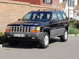 jeep grand cherokee lardeo 2 5 td lhd left hand drive 1997 r