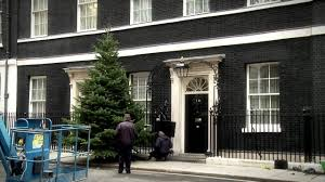 no 10 downing street u0027s christmas tree timelapse video youtube