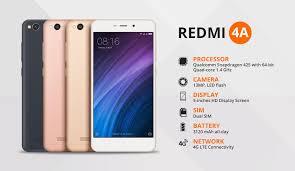 Xiaomi Redmi 4a Xiaomi Redmi 4a 32gb Grey Lazada Ph