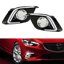 2016 mazda 3 fog light kit 2014 up mazda 3 oem fit switchback led daytime running light kit